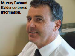 Murray Behrent: Evidence-based information